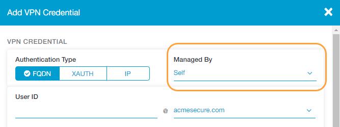 SD-WAN API Integration for IPSec VPN Tunnel Provisioning