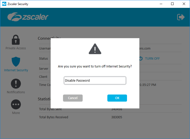 How to bypass zscaler