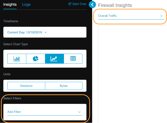 Firewall Data Types and Filters | Zscaler