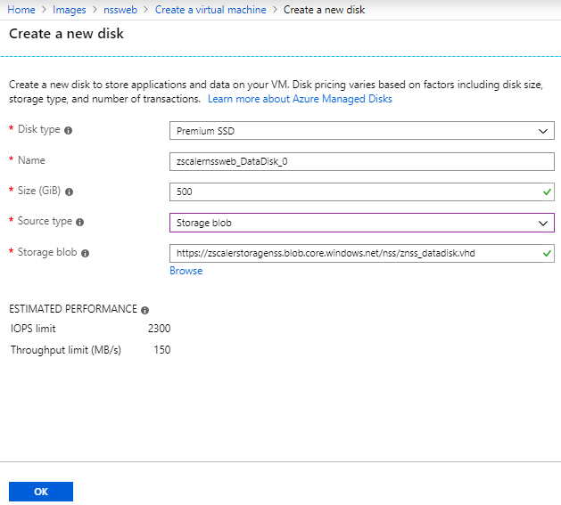 NSS Deployment Guide for Azure   Zscaler
