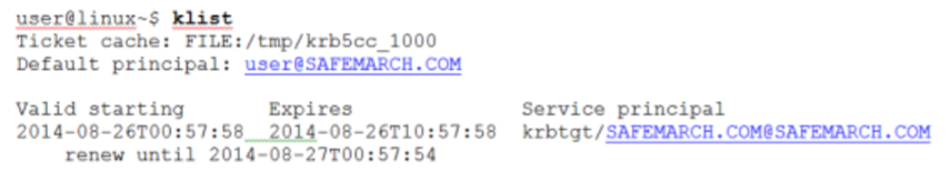 How to use Kerberos Authentication in a Mixed (Windows and ...