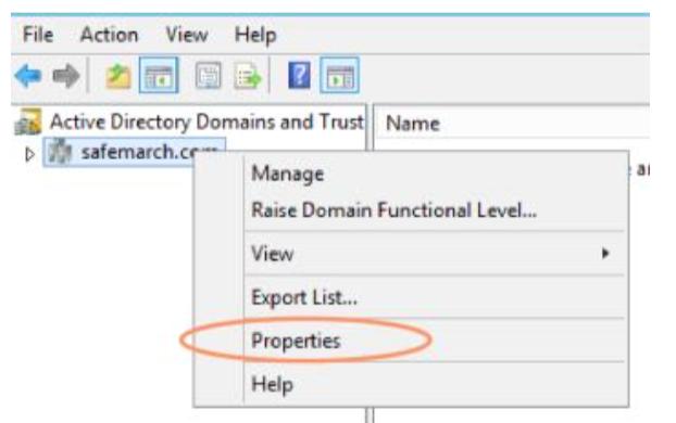 Kerberos Trust Relationship Configuration Guide for Windows