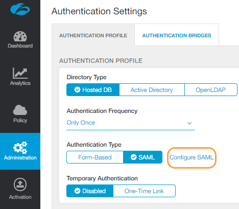 SAML & SCIM Configuration Guide for Azure Active Directory