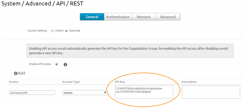Enabling Direct Communication between AirWatch and Zscaler