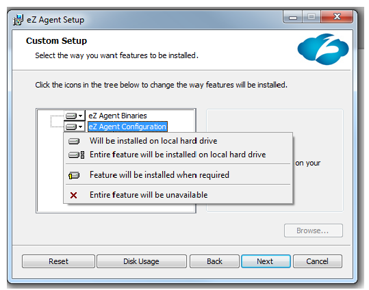 Installing eZ Agent on a Computer | Zscaler
