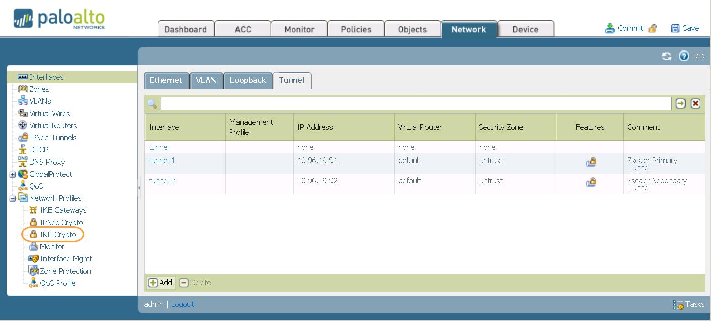 IPSec VPN Configuration Guide for Palo Alto Networks