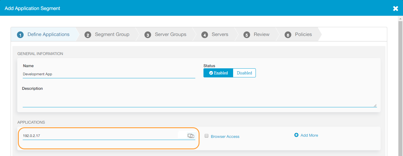 About Application Access | Zscaler