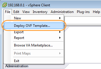 Connector Deployment Guide for VMware Platforms | Zscaler