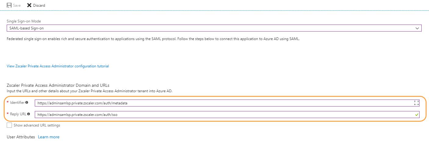 Azure Ad Saml User Attributes