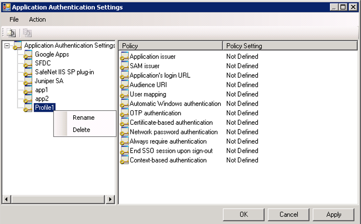 Configuration Guide for Gemalto SafeNet Authentication Manager   Zscaler